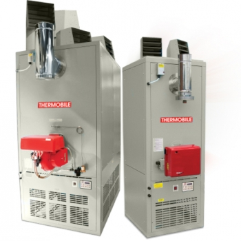 Oil & Gas Fired Cabinet Heaters