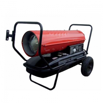 TCA Series direct oil fired heaters